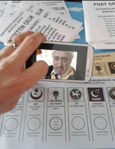 Seçim capsleri yıktı geçti! 31