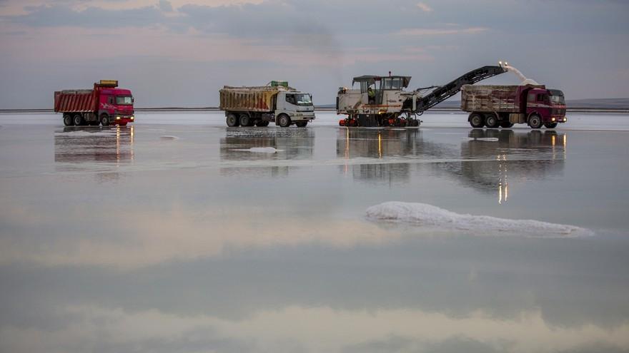 Su ekip tuz biçiyorlar 15