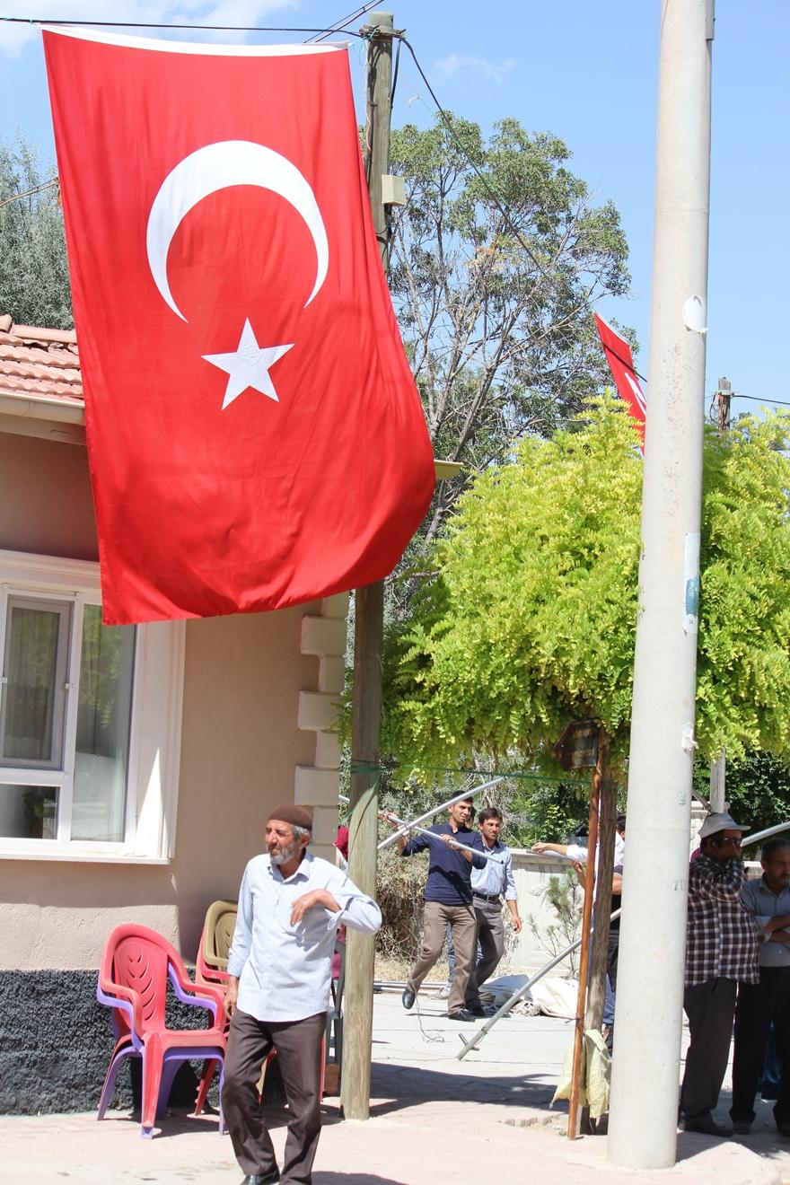 Konya'da şehit evinde yas var 1