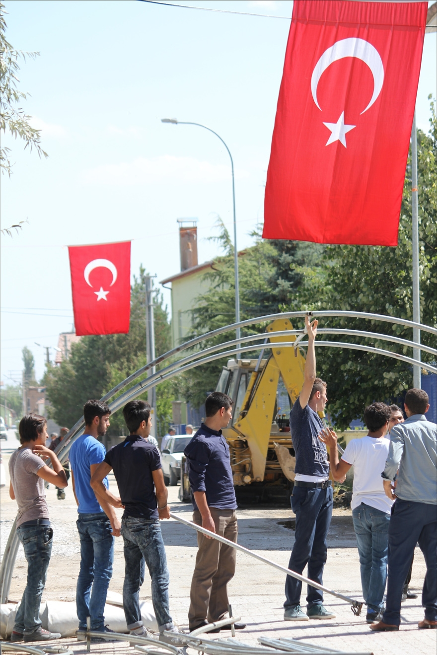Konya'da şehit evinde yas var 4