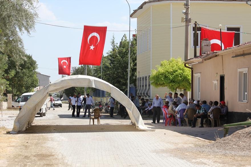 Konya'da şehit evinde yas var 5