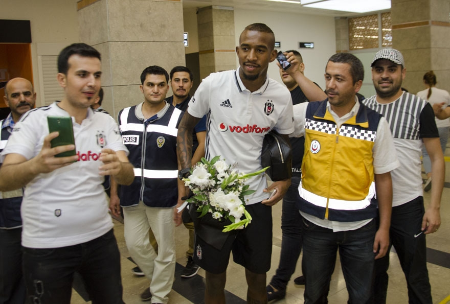 Beşiktaş kafilesi Konya'da 13