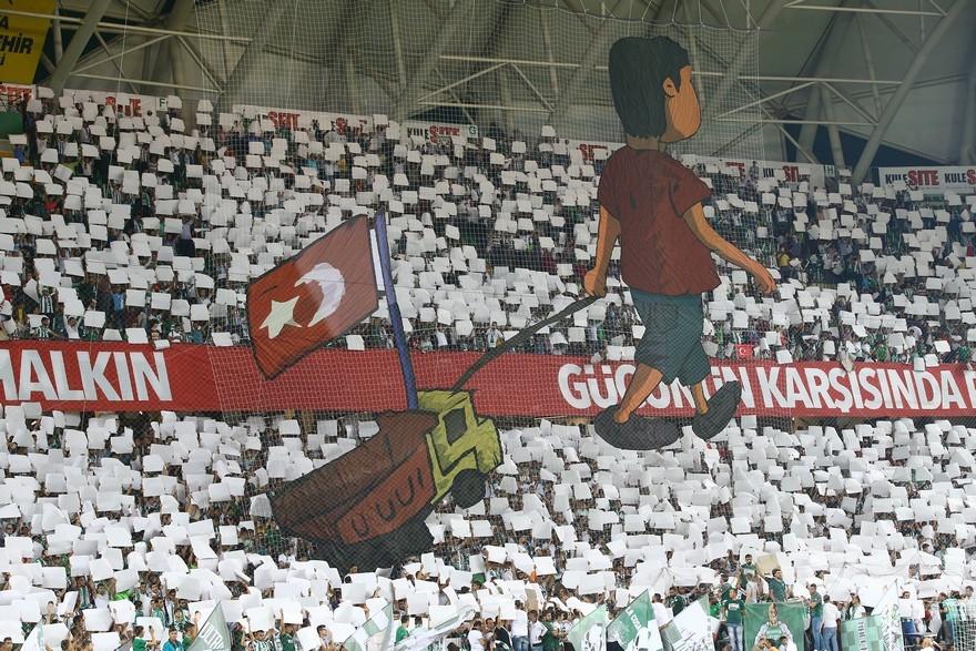 Konyaspor-Beşiktaş maçından enstantaneler 19