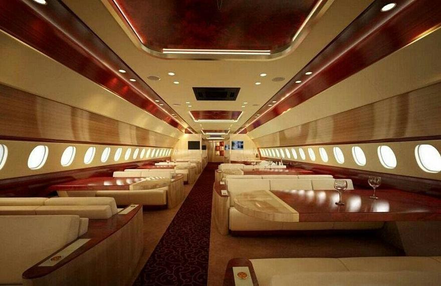 Uçak Restoran ve  Kafe'de sona doğru 3