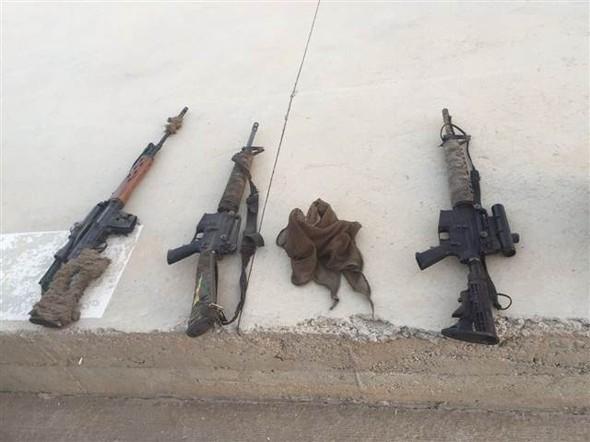 PKK mağarasından çıkan Davutoğlu ayrıntısı! 11