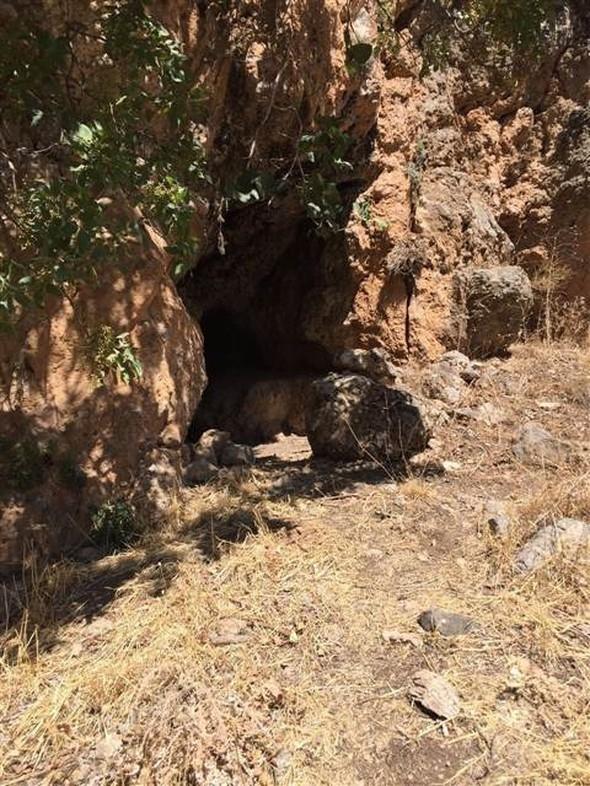PKK mağarasından çıkan Davutoğlu ayrıntısı! 19