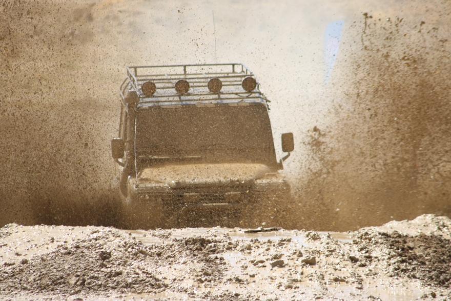 Off-road tutkunları 15 Temmuz şehitleri için yarıştı 9