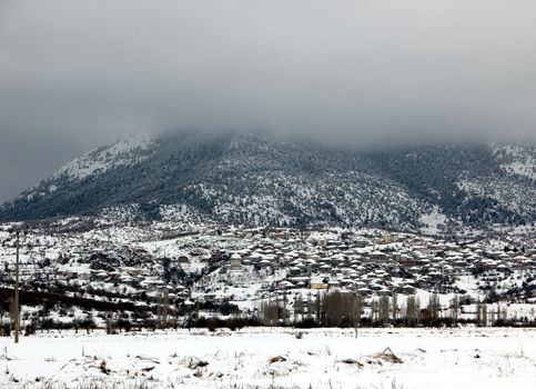Beyşehirden kış manzaraları 3