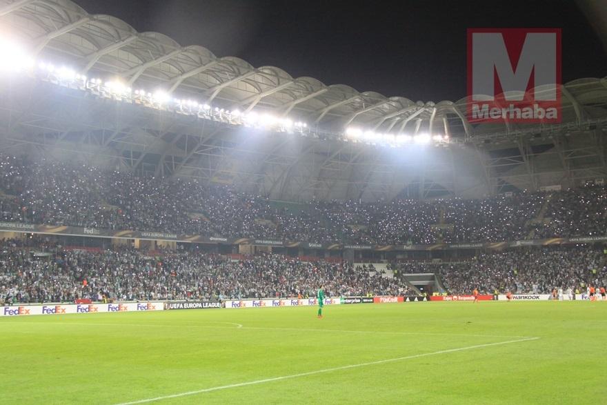 Atiker Konyaspor-Shakhtar Donetsk maçından kareler 8