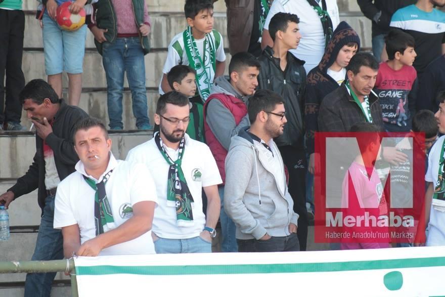 Akşehirspor ile Sarayönü karşılaşıyor 14