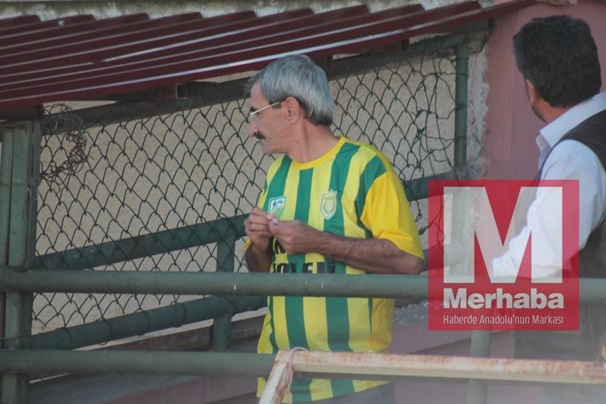 Akşehirspor ile Sarayönü karşılaşıyor 16