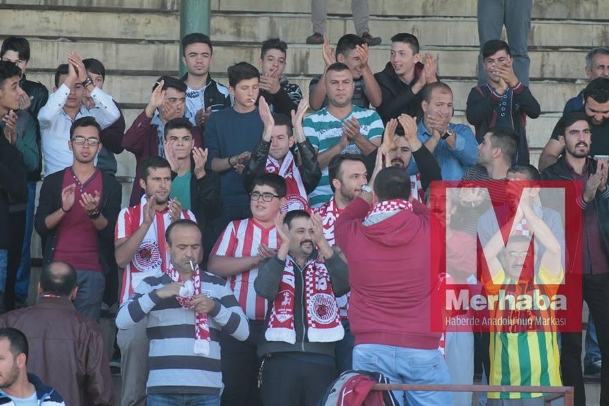 Akşehirspor ile Sarayönü karşılaşıyor 17