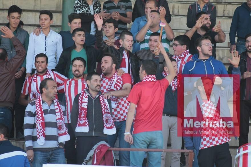 Akşehirspor ile Sarayönü karşılaşıyor 18