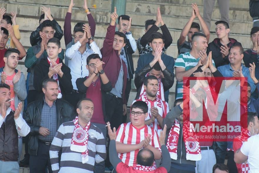Akşehirspor ile Sarayönü karşılaşıyor 19
