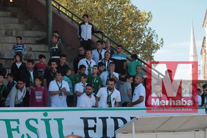 Akşehirspor ile Sarayönü karşılaşıyor 21