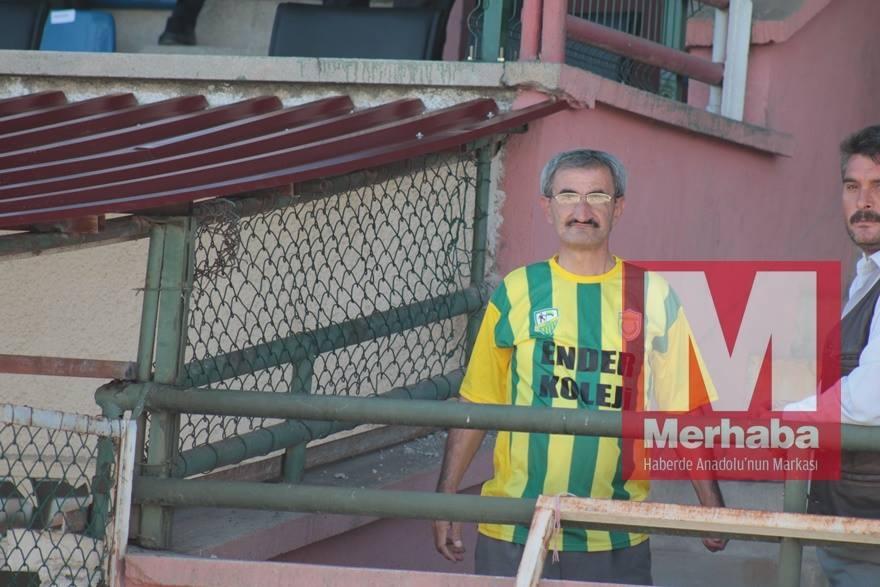 Akşehirspor ile Sarayönü karşılaşıyor 22