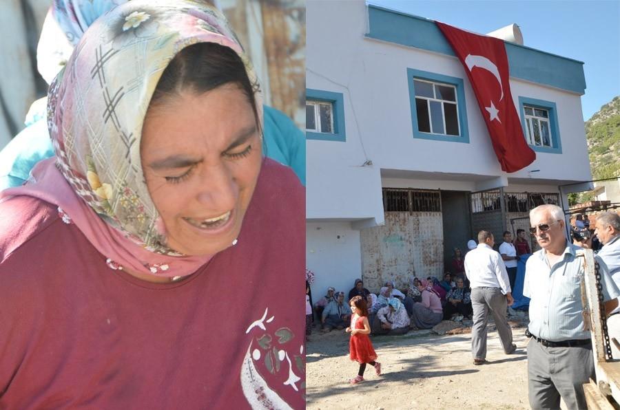Konya şehidi Enes Kaya'nın evi herkesi üzdü 13