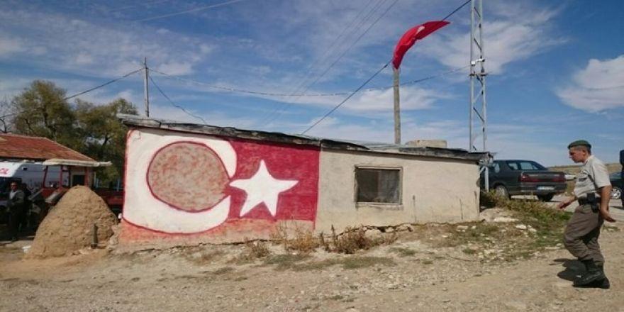 Konya şehidi Enes Kaya'nın evi herkesi üzdü