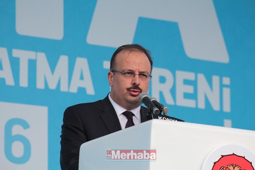 Cumhurbaşkanı Erdoğan Konya'da halka seslendi 10