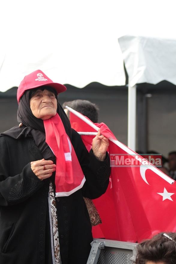 Cumhurbaşkanı Erdoğan Konya'da halka seslendi 16