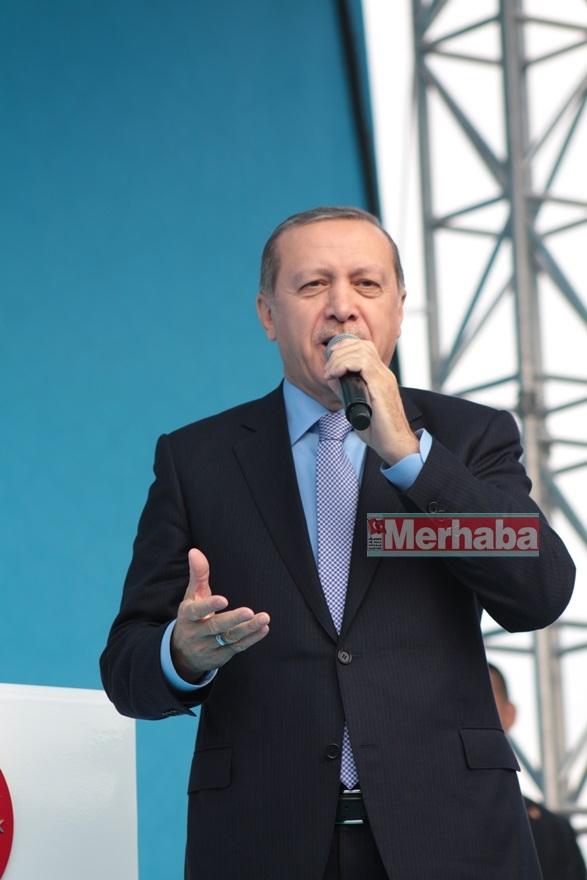 Cumhurbaşkanı Erdoğan Konya'da halka seslendi 17