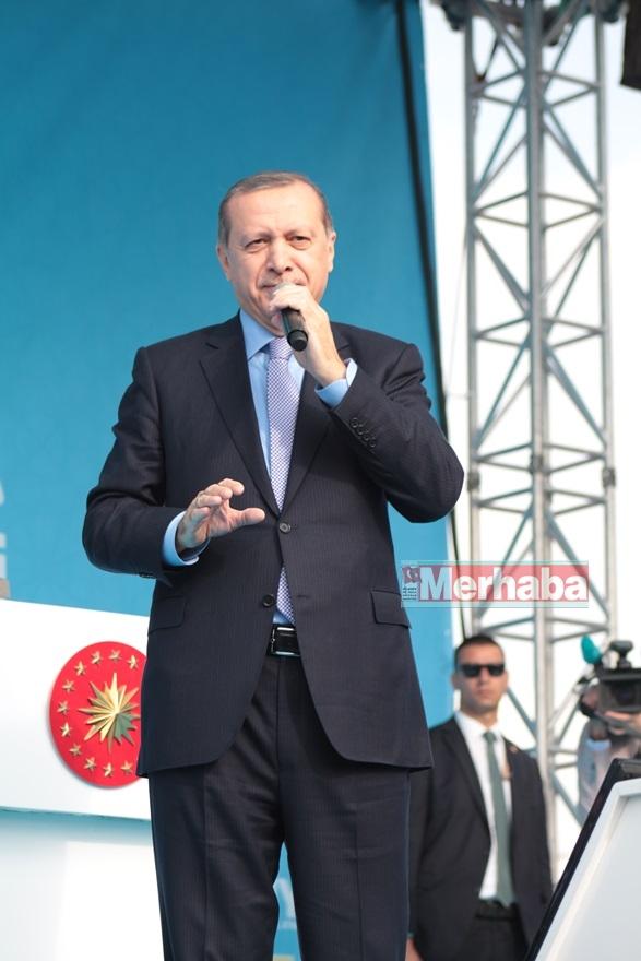 Cumhurbaşkanı Erdoğan Konya'da halka seslendi 19