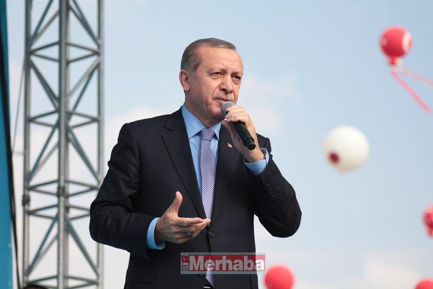 Cumhurbaşkanı Erdoğan Konya'da halka seslendi 20