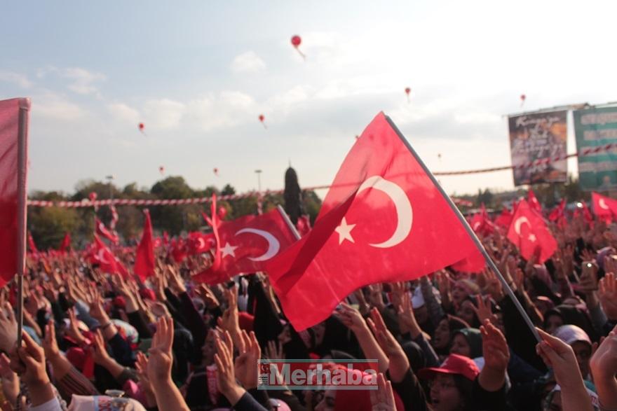 Cumhurbaşkanı Erdoğan Konya'da halka seslendi 25