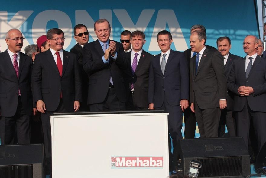 Cumhurbaşkanı Erdoğan Konya'da halka seslendi 26