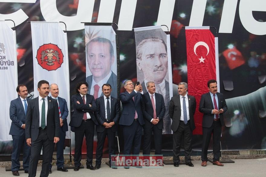 Cumhurbaşkanı Erdoğan Konya'da halka seslendi 27