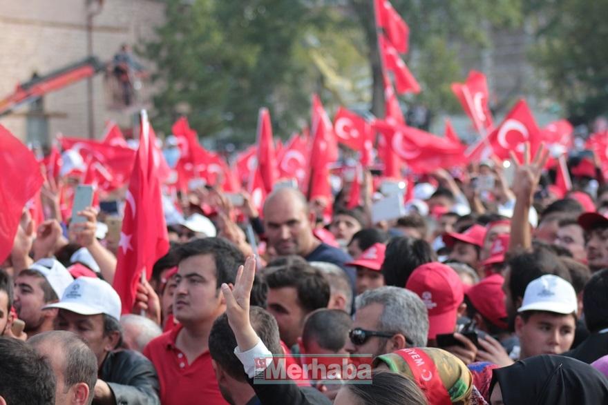 Cumhurbaşkanı Erdoğan Konya'da halka seslendi 28