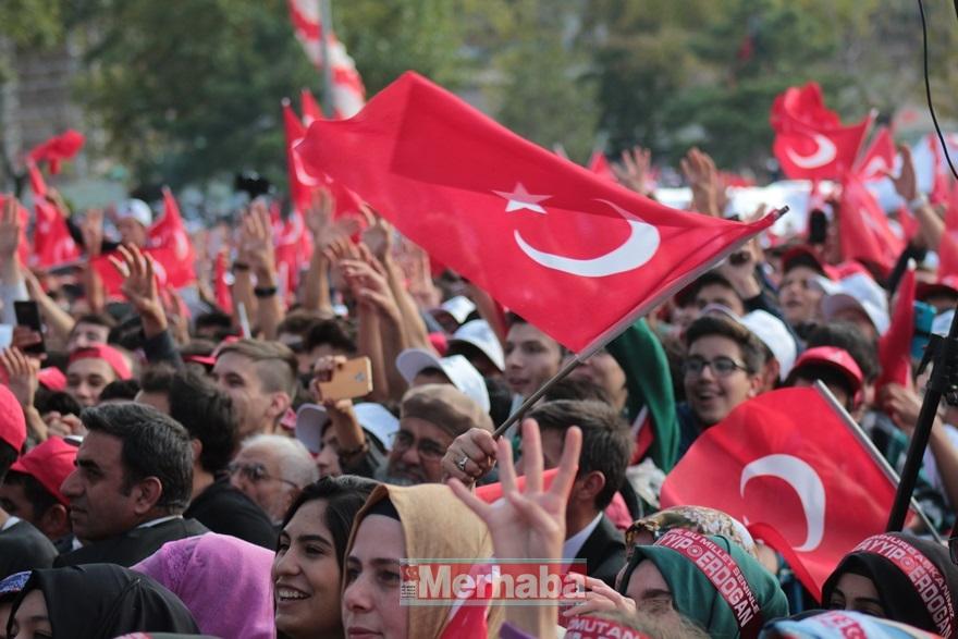 Cumhurbaşkanı Erdoğan Konya'da halka seslendi 29