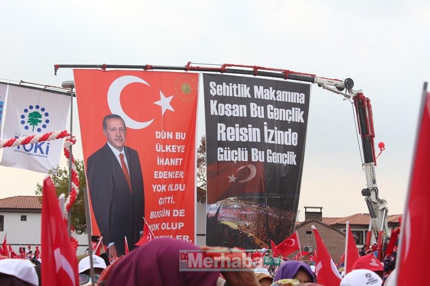 Cumhurbaşkanı Erdoğan Konya'da halka seslendi 3