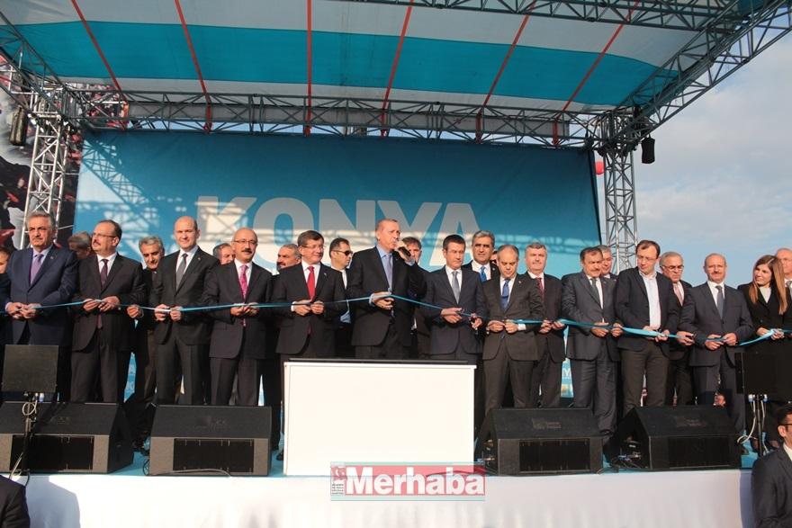 Cumhurbaşkanı Erdoğan Konya'da halka seslendi 30