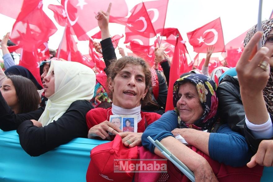 Cumhurbaşkanı Erdoğan Konya'da halka seslendi 4