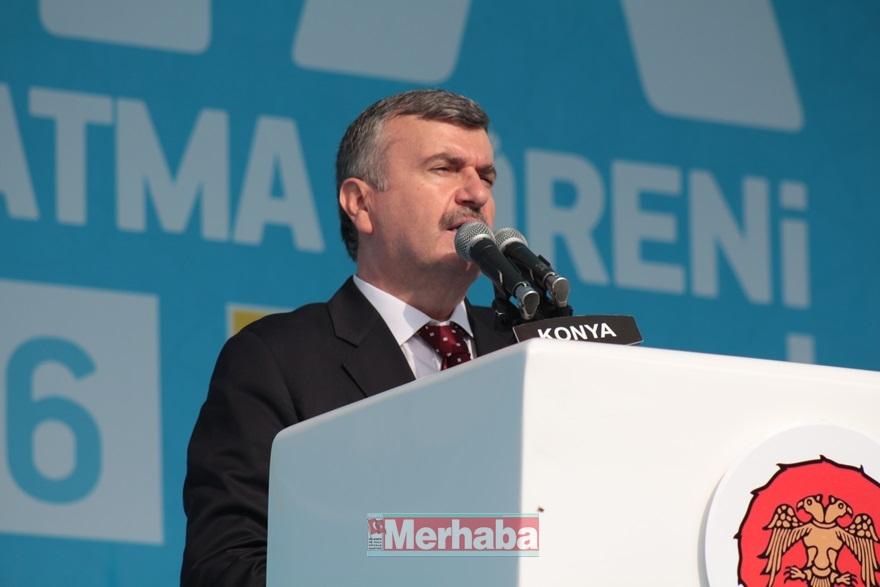 Cumhurbaşkanı Erdoğan Konya'da halka seslendi 8