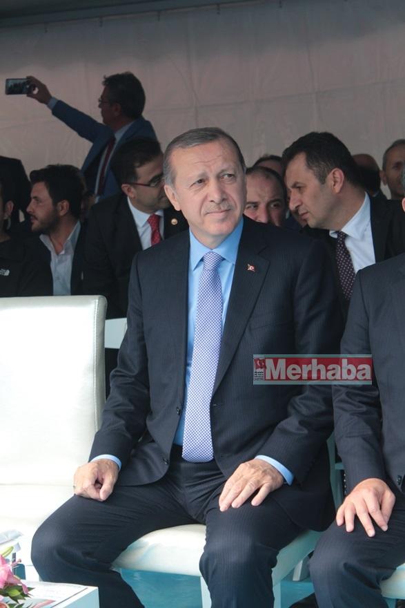 Cumhurbaşkanı Erdoğan Konya'da halka seslendi 9