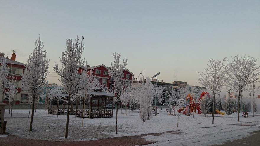 Şehir dondu 1