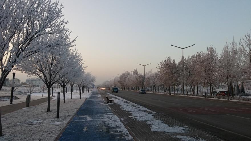 Şehir dondu 3