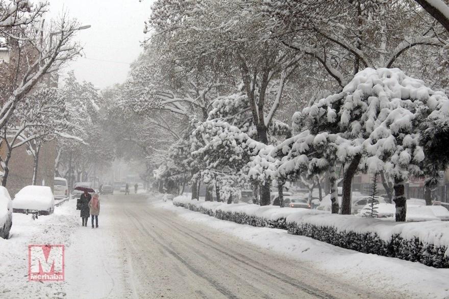 Konya'dan kar manzaraları [37 FOTO] 1