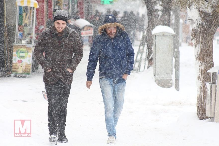 Konya'dan kar manzaraları [37 FOTO] 10