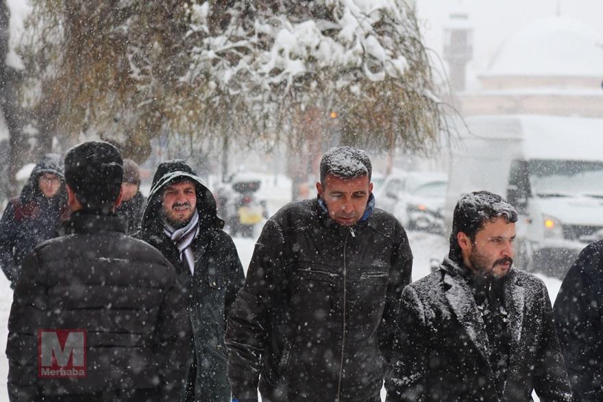 Konya'dan kar manzaraları [37 FOTO] 14