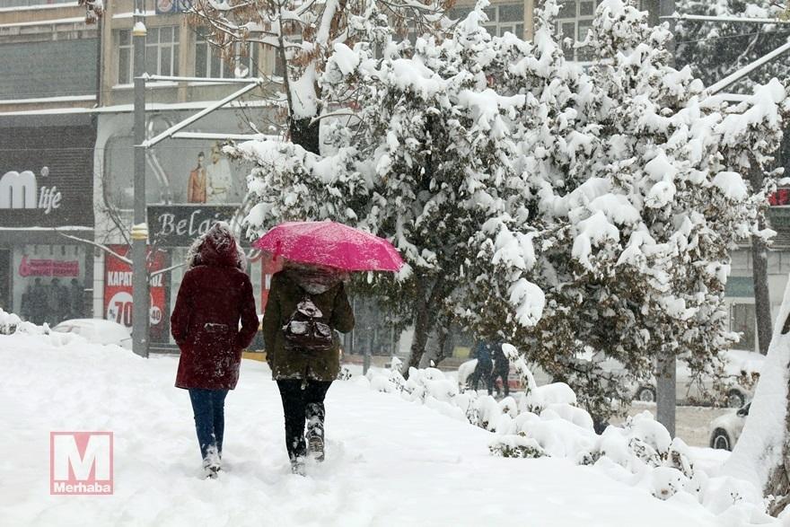 Konya'dan kar manzaraları [37 FOTO] 22