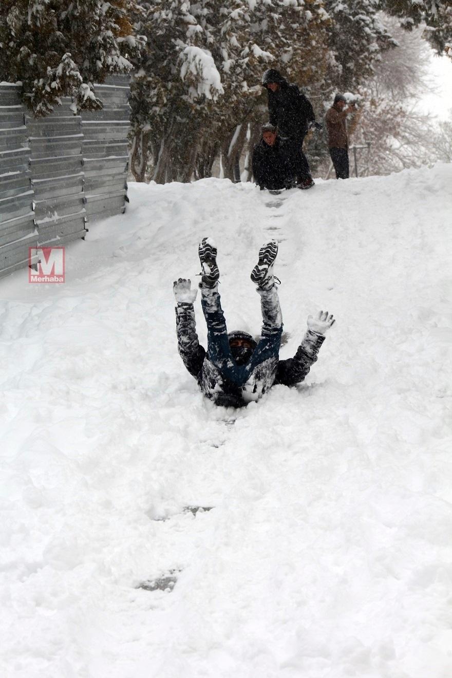 Konya'dan kar manzaraları [37 FOTO] 23