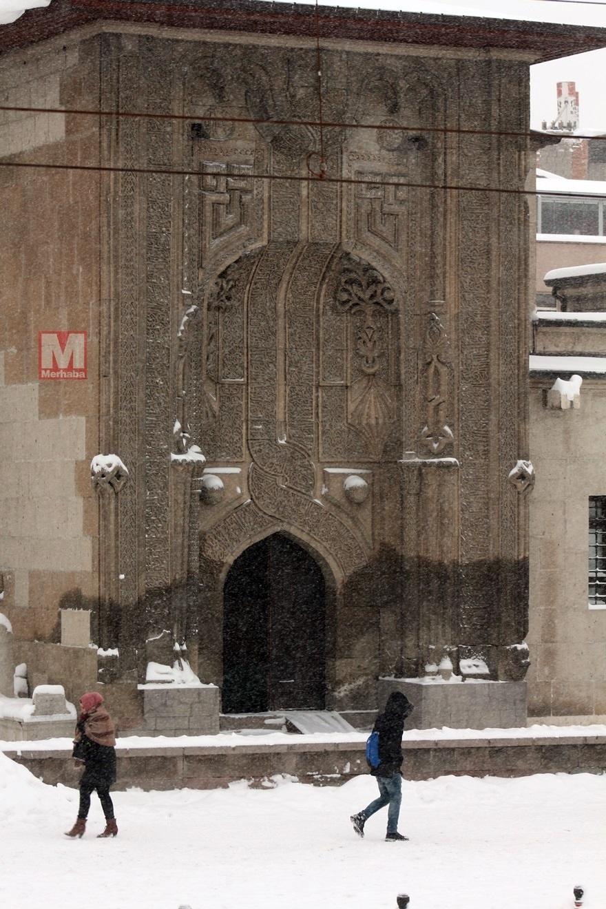 Konya'dan kar manzaraları [37 FOTO] 24