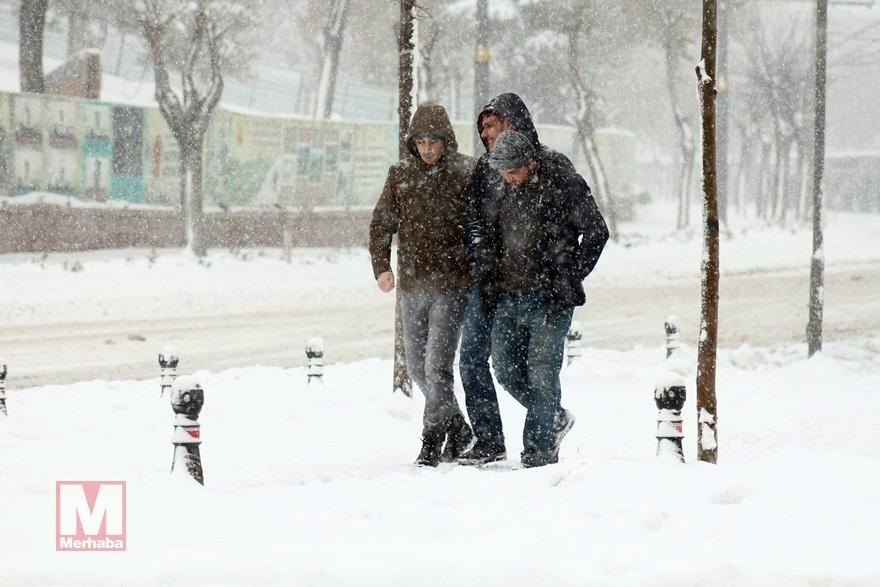 Konya'dan kar manzaraları [37 FOTO] 3
