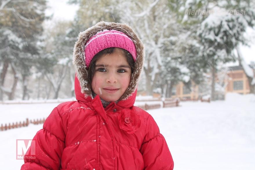 Konya'dan kar manzaraları [37 FOTO] 30