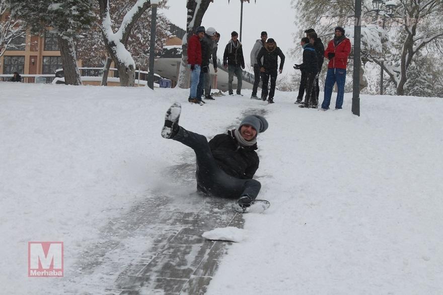Konya'dan kar manzaraları [37 FOTO] 32
