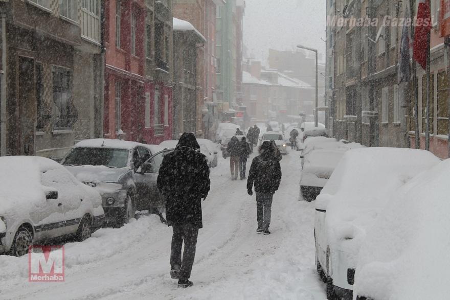 Konya'dan kar manzaraları [37 FOTO] 33