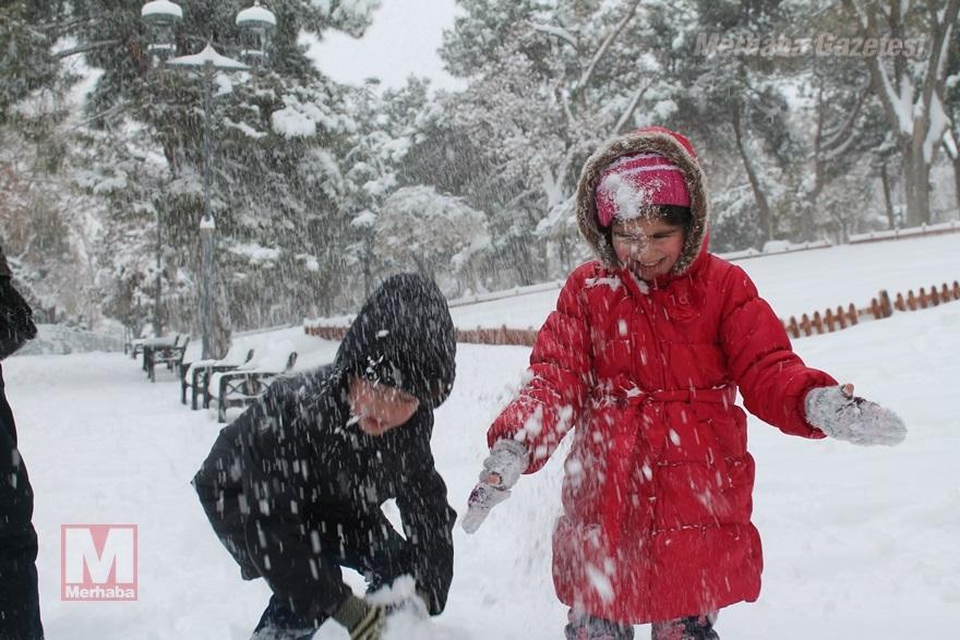 Konya'dan kar manzaraları [37 FOTO] 35